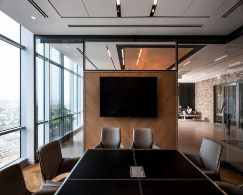 4 sản phẩm bắt buộc phải có trong không gian phòng họp