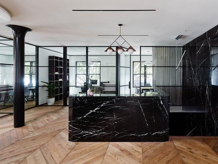 Cách thiết kế nội thất văn phòng với những màu sắc trung lập-7