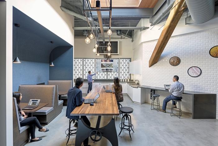 Cách thiết kế nội thất văn phòng với những màu sắc trung lập-8