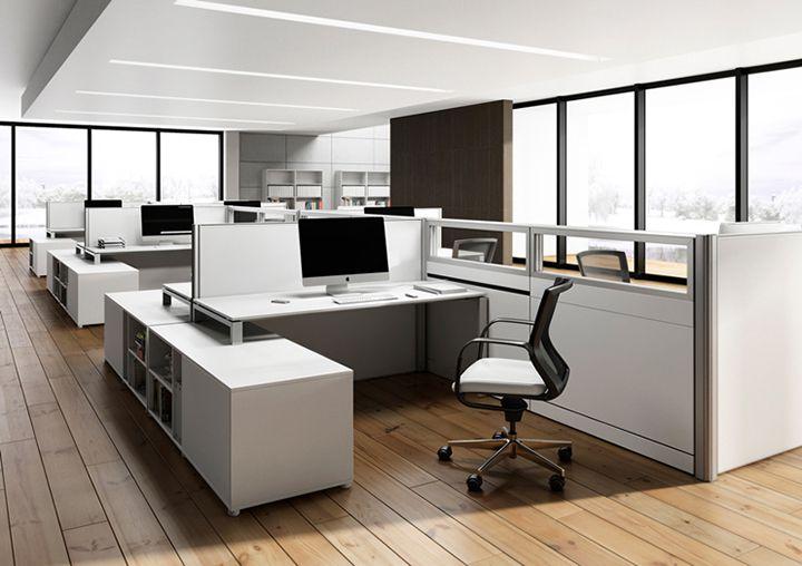 Lựa chọn màu sắc khi thiết kế văn phòng 30m2