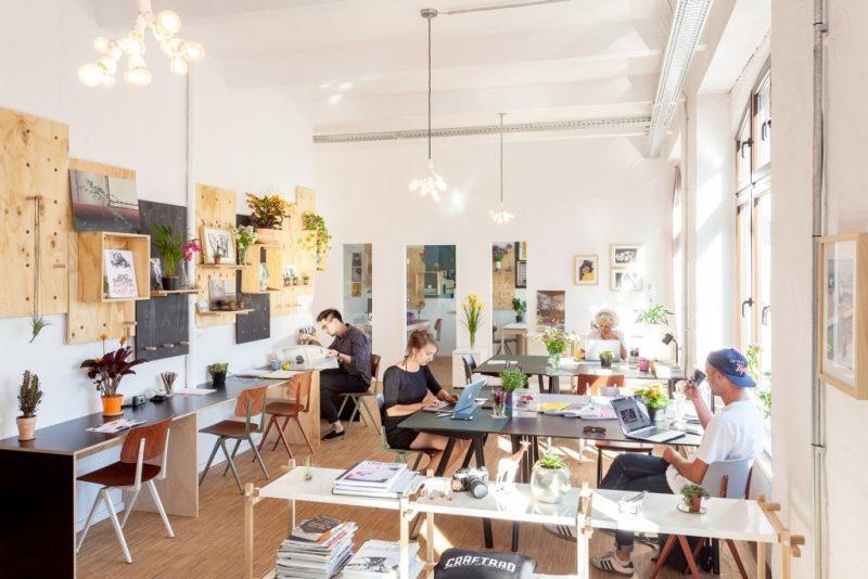 4 xu hướng thiết kế văn phòng hiện đại ở Hà Nội-1