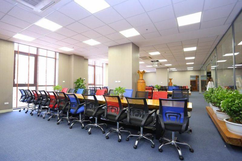4 xu hướng thiết kế văn phòng hiện đại ở Hà Nội-11