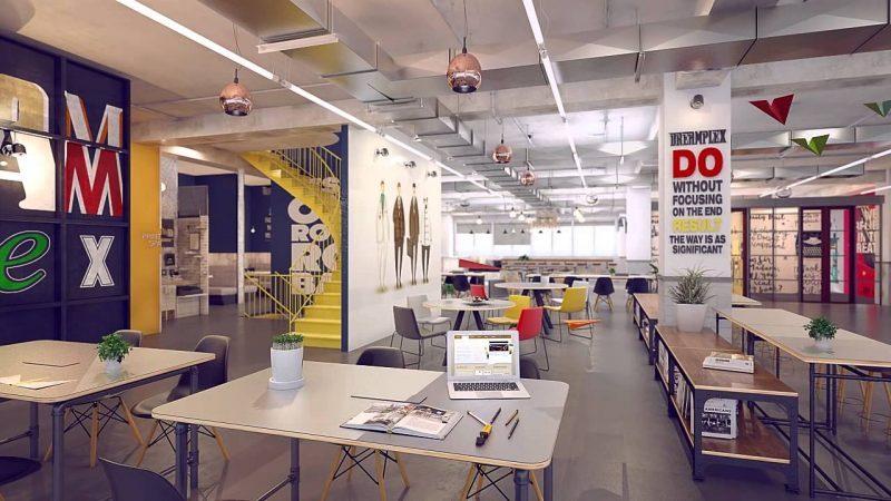4 xu hướng thiết kế văn phòng hiện đại ở Hà Nội