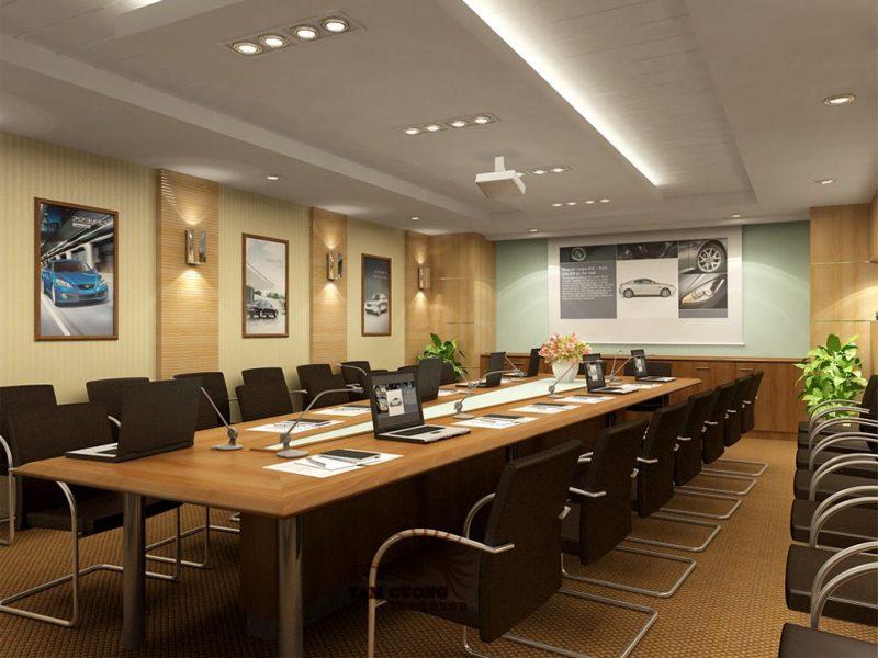 Tiêu chuẩn thiết kế văn phòng mới nhất-3