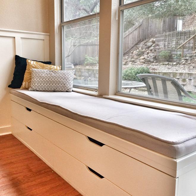Thiết kế ghế ngồi bên cửa sổ văn phòng thật đơn giản, tiện tích-5