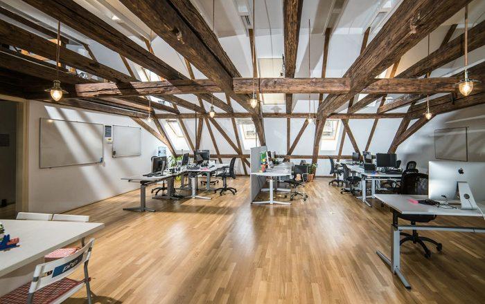 Thiết kế văn phòng công ty Presslabs-1