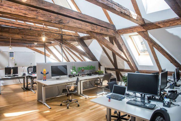 Thiết kế văn phòng công ty Presslabs-2