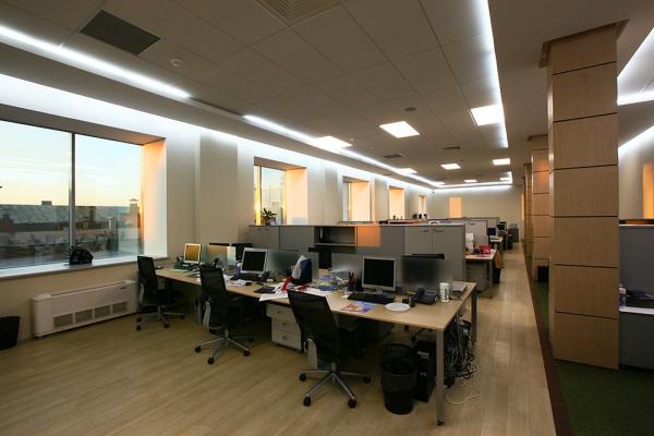 Tư vấn thi công nội thất văn phòng tại Hà Nội-3