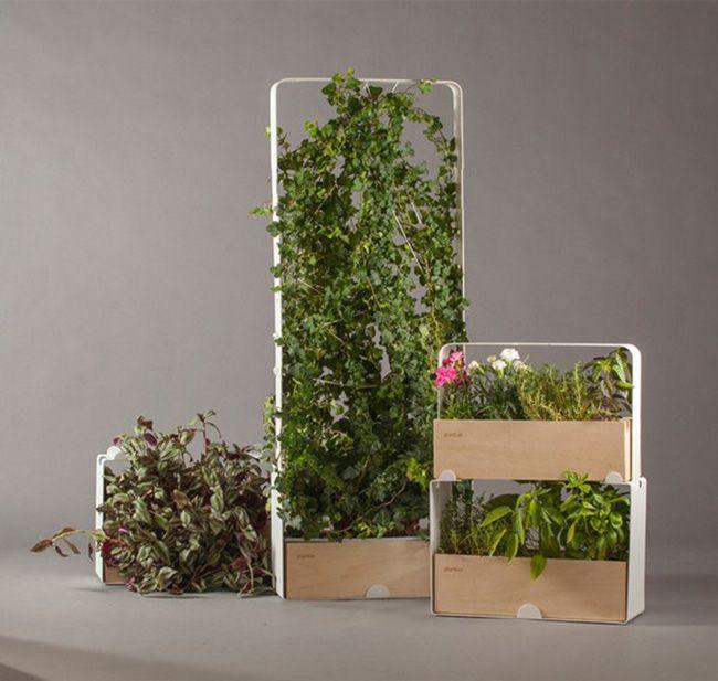 8 hệ thống trồng cây vô cùng thông minh cho văn phòng làm việc