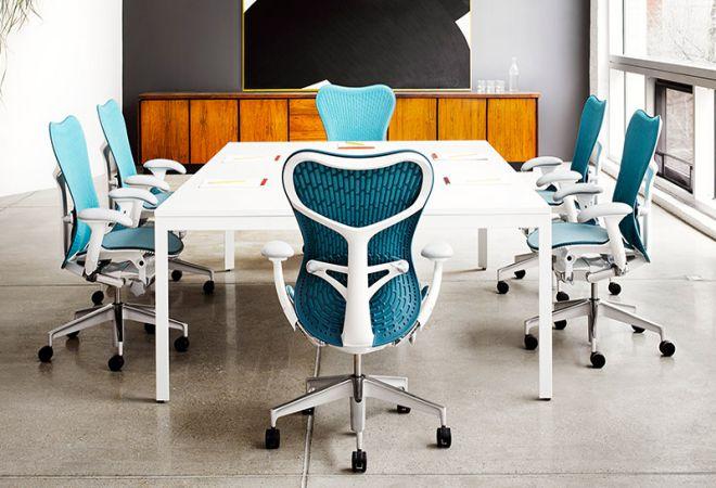 Những lợi ích của ghế văn phòng thông minh đối với phòng làm việc-1