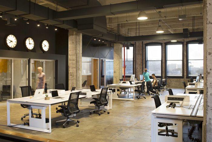 Thế nào là một ý tưởng thiết kế văn phòng tối ưu