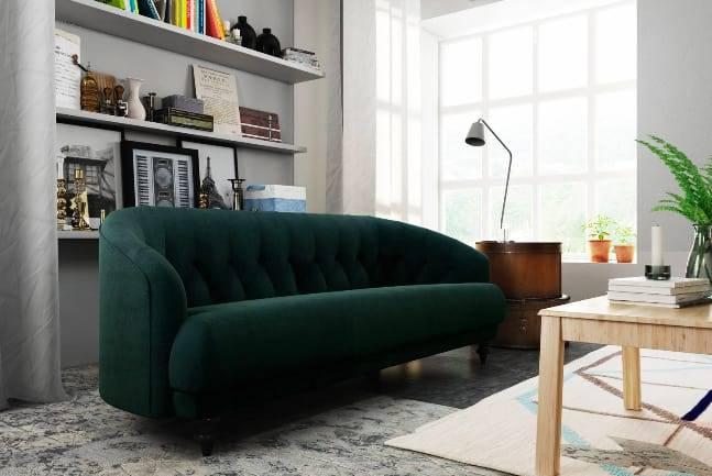 Làm mới phòng khách văn phòng với những mẫu ghế sofa đẹp-1