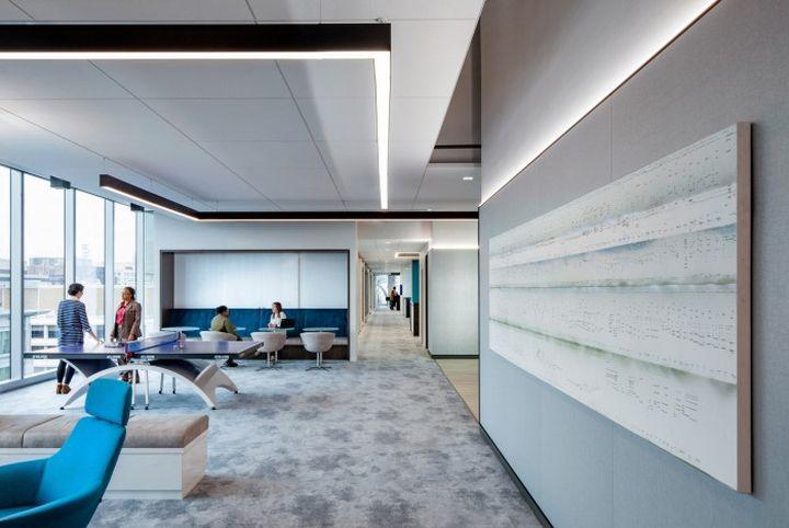 Mối quan hệ giữa nội thất văn phòng tùy chỉnh và môi trường làm việc-1