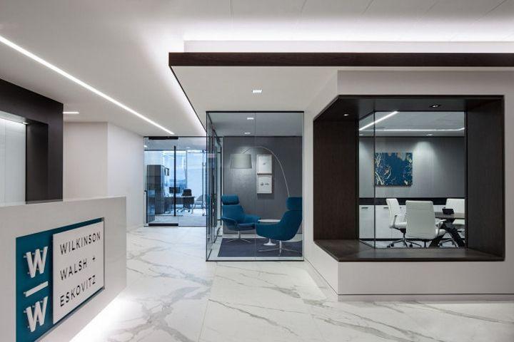 Mối quan hệ giữa nội thất văn phòng tùy chỉnh và môi trường làm việc