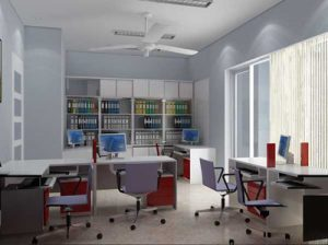 Cải tạo văn phòng cũ