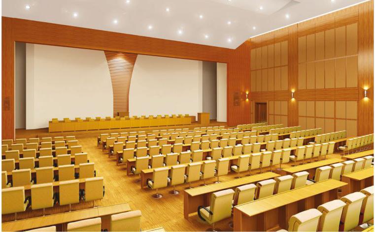 Đảm bảo hệ thống cách âm tốt nhất trong các không gian phòng hội trường nhằm nâng cao chất lượng truyền thông tối đa.