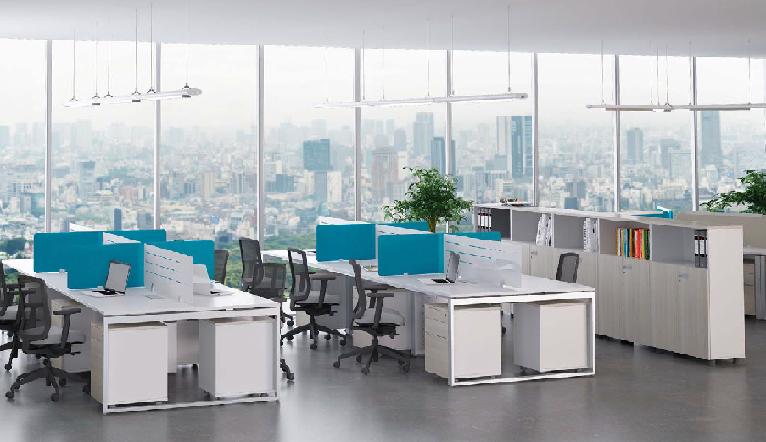 Thiết kế văn phòng làm việc thông minh