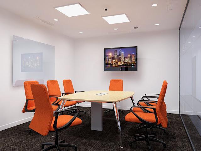 Lựa chọn nội thất phòng họp hợp phong thuỷ