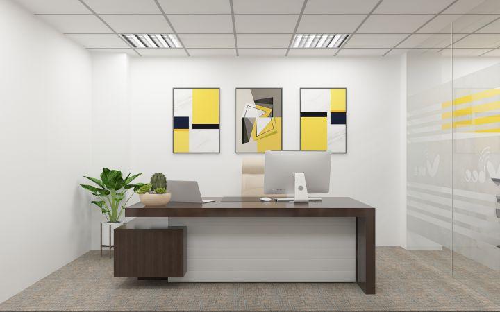 Thiết kế nội thất văn phòng công ty Naiscorp